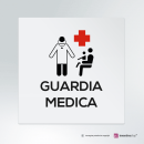 Cartello Guardia medica