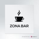 Cartello Zona Bar