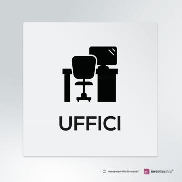 Cartello Uffici