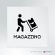 Cartello Magazzino