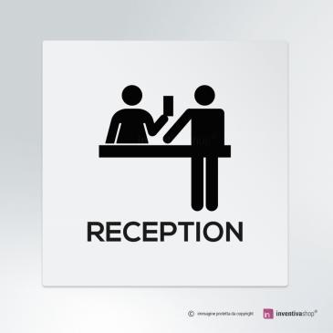 Cartello Reception