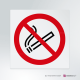 Cartello Vietato fumare P002