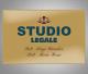 targhe studio legale