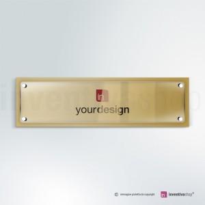 DualPlate Aspect 4-1: Gold