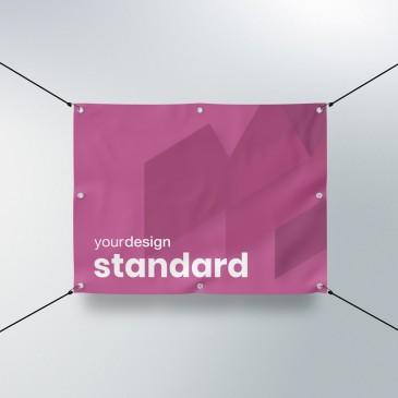 Striscione Pubblicitario formato standard