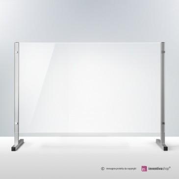 Barriere in plexiglass e alluminio: Alu-Screen
