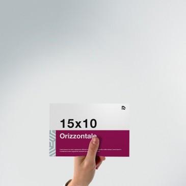 Flyer 150x100: formato orizzontale
