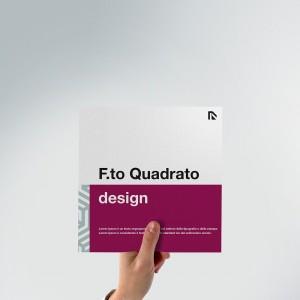 Flyer: formato quadrato