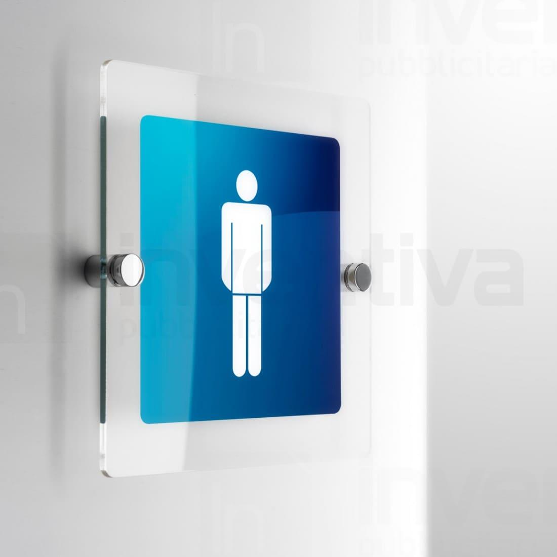 cartello segnaletica di sicurezza - Targhe Per Toilette