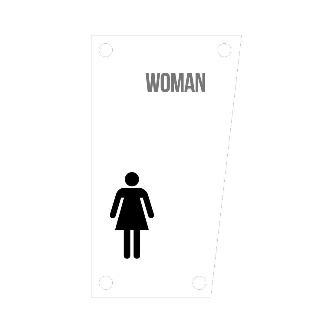 cartelli bagni online - Targhe Per Toilette