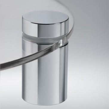 Distanziale alluminio 1925 cromato