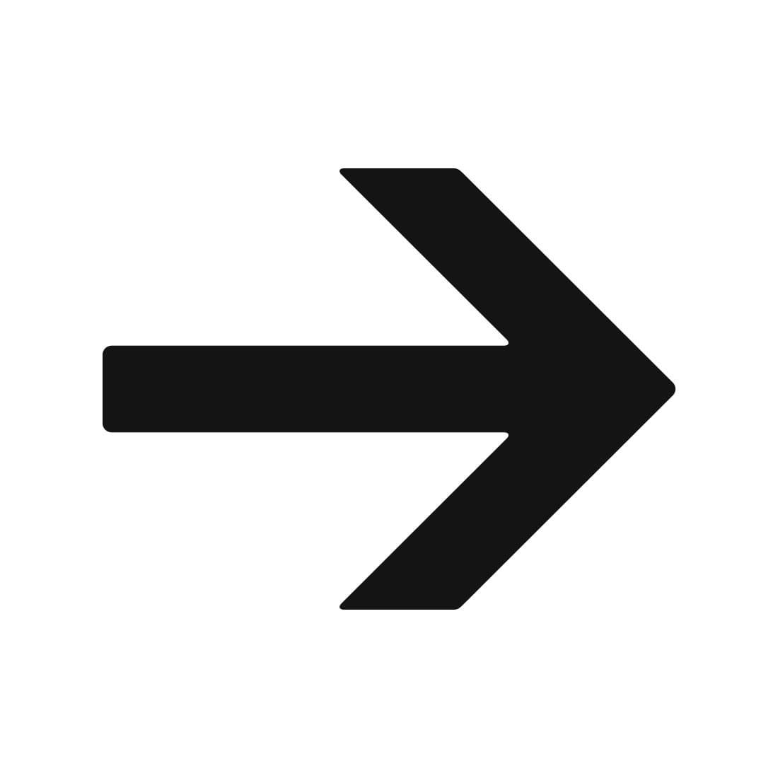 Freccia Adesiva Per Indicazioni E Segnaletica