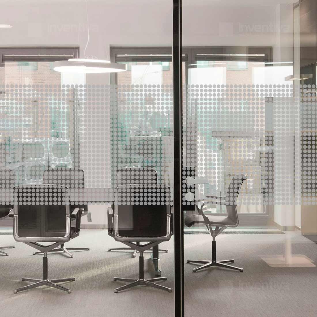 Adesivi satinati per vetri e vetrate for Adesivi per vetri ikea