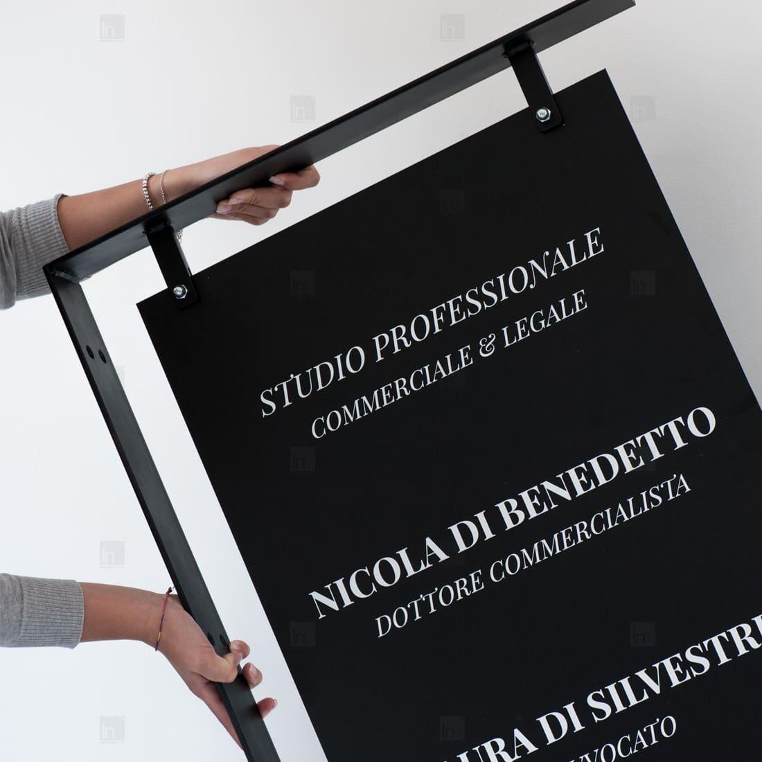 Insegne vintage a bandiera disegna la tua insegna online for Negozi online design