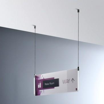 Tasca porta informazioni sospesa a tetto: Easy Pocket