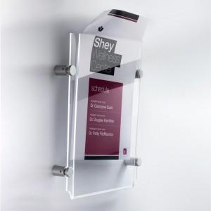 Tasca da parete fuori porta A4: Easy Pocket