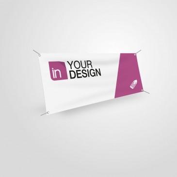Striscione Pubblicitario formato 2 a 1: Banner Pubblicitari stampati