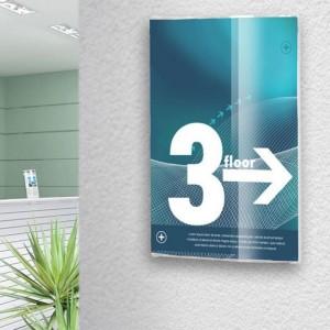 Cartelli porta avvisi - Pixquick