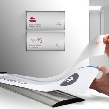 Segnaletica da stampare 30x15