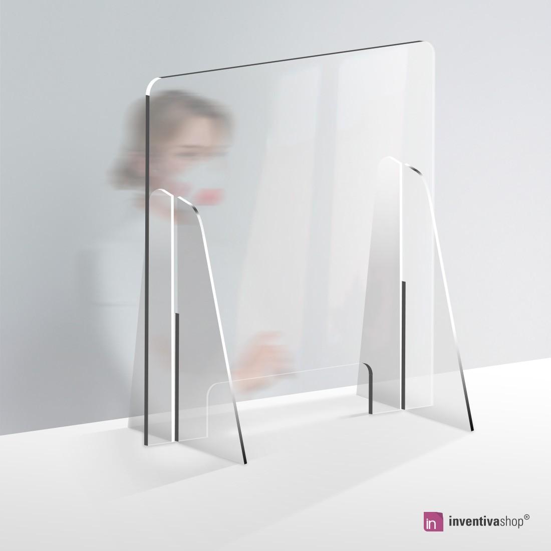 Divisori In Plexiglass Per Esterni barriere in plexiglass: pannelli protettivi -