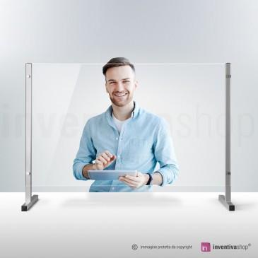 Protezioni in plexiglass e alluminio: Alu-Screen