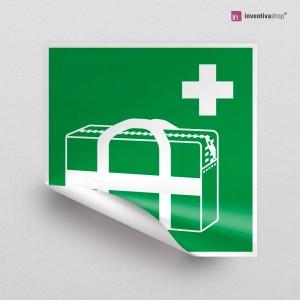 Adesivo Borsa medica d'emergenza E027