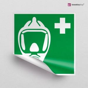 Adesivo Autorespiratore d'emergenza E029