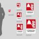 Cartello Attrezzatura antincendio: misure plexiglass