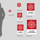 Cartello Allarme antincendio: misure plexiglass