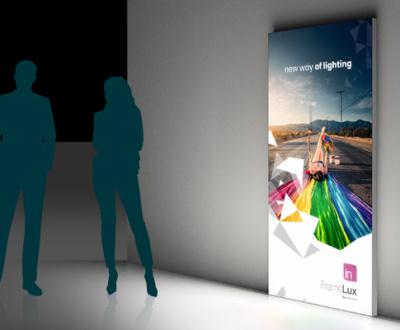 LightBox: pannelli luminosi