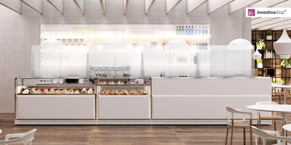 Paratie in plexiglass e protezioni per ristoranti e bar