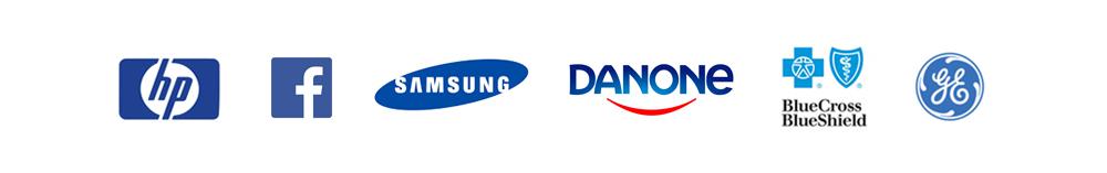 Logo colore blue