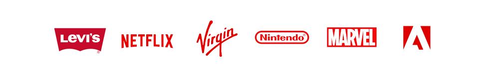 logo colore rosso