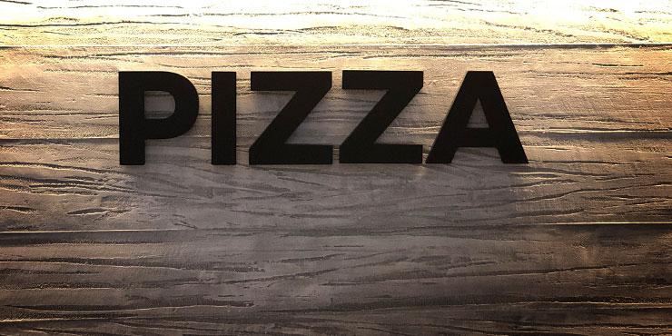 Scritte Pizza