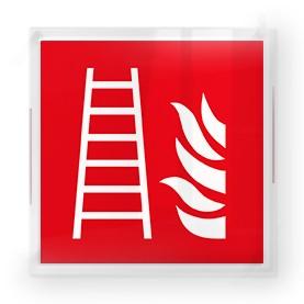 Scala antincendio F003-ISO