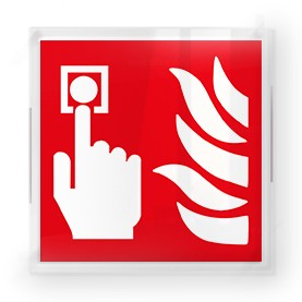 Allarme antincendio F005-ISO