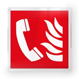 Telefono antincendio F006-ISO