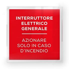 Interruttore elettrico generale