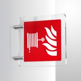 Lancia antincendio naspo F002-ISO