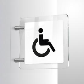 Handicap bold