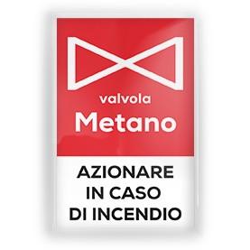 Valvola Metano