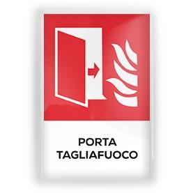 Porta tagliafuoco F007-ISO