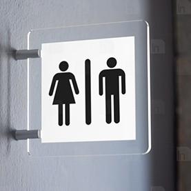 Toilette Bianco