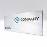 Insegne Plexiglass stampate